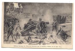 Centenaire De 1814, Défense Du Pont De Charenton Par Le Bataillon D'alfort- - Charenton Le Pont