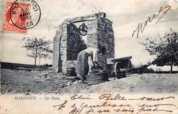 Belgique - Burdinne - Marneffe - Un Puits - Edit. Van Den Heuvel N° 6 - Burdinne