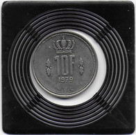 10 FRANCS 1979 - Luxembourg