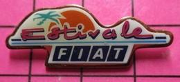 1118b Pin's Pins / Beau Et Rare / THEME : AUTOMOBILES / FIAT ESTIVALE - Fiat