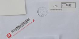België 2017 PP Carrefour Brugge-S-Kr 8310 - Postage Labels