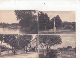 LOT DE 27 CPA - MAISONS LAFFITTE - TOUTES SCANNEES - - 5 - 99 Postkaarten