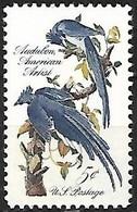 USA - MNH ** 1967 :     Black-throated Magpie-Jay  -  Calocitta Colliei - Sperlingsvögel & Singvögel