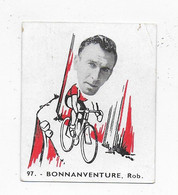Bonnanventure Rob -Baanreuzen-Géants De La Route-nr 97-Belgian Chewing Gum Cy S.A.-Antwerp - Wielrennen
