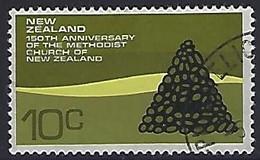 New Zealand 1972  150th Ann.of Methodist Church  (o) ACS.492 - Gebraucht