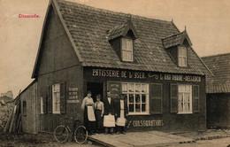 DIXMUDE Diksmuide  Patisserie  De L' Yser 1919 - Diksmuide
