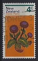 New Zealand 1972  Alpine Flowers: Cotula  4c  (o) ACS.493 - Gebraucht