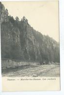 Namur Les Rochers De Marche Les Dames ( Wagon ) - Namen