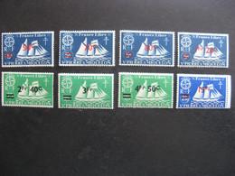 C). Saint Pierre Et Miquelon: TB Série  N° 315 Au N° 322, Neufs XX . - Nuovi