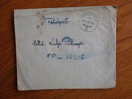 ESTONIA DEUTSCHES REICH OSTLAND  1943 , FELDPOST B  No. 15295 , COVER , M - Estonia
