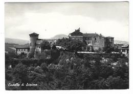 9776 - CASTELLO DI SCIPIONE PARMA 1959 CASTELLO PALLAVICINO SALSOMAGGIORE TERME - Otras Ciudades