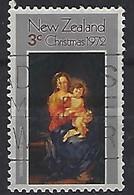 New Zealand 1972  Christmas  3c  (o) ACS.  C17 - Gebraucht