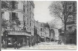 Tout PARIS  (XIII° Arrt) - Rue Du Moulin Des Prés, Prise Du Boulevard Auguste Blanqui - Arrondissement: 13