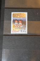 Hologramm, Hologrammmarke Aland 2005, MNH - Holograms