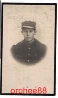Gesneuveld Guerre Paul Léonard De Jonge °Gent 1898 +Noordvaart 26-7-1915 - Overlijden