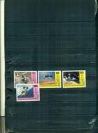 COTE D'IVOIRE  EXPLORATION DE L'ESPACE 4 VAL NEUFS A PARTIR DE 0.75 EUROS - Ivory Coast (1960-...)