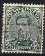 B 16 - BELGIQUE N° 183 Obl. - 1915-1920 Albert I.