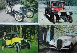 Lot De 100 Cartes De Voitures  Anciennes - 100 - 499 Postcards
