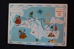 G-25 / Gibraltar  Croisière Buriat (1959-1960) - Attention !! Petit Pli Au Coin Du Haut A Gauche / 1959 - Gibraltar