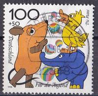 Bund 1998 - Mi.Nr. 1990 - Gestempelt Used - Used Stamps