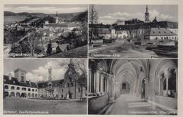 3029) HEILIGENKREUZ - Stiftshof Kreuzgang Abtei - Häuser - Niederdonau - ALT 1939 - Heiligenkreuz