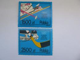 Polen  3369 - 3370  O - Gebraucht