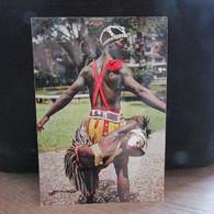 Cpsm   AFRIQUE  Danseurs Africains - Unclassified