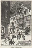 Hansi:St  Nicolas  Et  Le  Bon  Charcutier De Colmar   En  France - Ohne Zuordnung