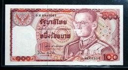 Thailand Banknote 100 Baht Series 12 P#89 SIGN#60 UNC - Thailand