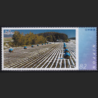 Japan Personalized Stamp, Furano Field (jpv2170) Used - Used Stamps