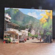 Cpsm   AFRIQUE   SEYCHELLES   MAHE  Centre Ville - Seychelles