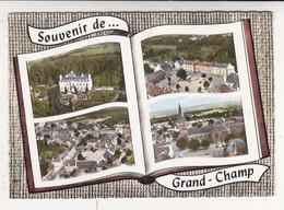 Au Plus Rapide Souvenir De Grand Champ - Other Municipalities