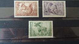 1953 Yv 401-403 MNH A10 - Neufs