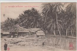 VIET NAM ENVIRONS DE SAIGON BORD DE L'EAU THU-DUC TBE - Vietnam