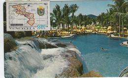 VENEZUELA - ALBERCA DEL HOTEL ACAPULCO PRINCESS - Venezuela
