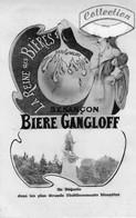 Bière GANGLOF De Besançon. Souvenir Des Fêtes De 1910. Portrait Du Président Fallières. TB état. - Besancon