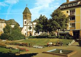 1 AK Germany / Rheinland-Pfalz * St. Martin - Eine Romanische Basilika Am Ludwigsplatz In Worms * - Worms