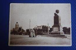 Uzbekistan. BUKHARA. Lenin Monument. Old USSR PC 1930s Rare! Animated - Uzbekistan
