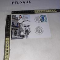 FB7492 MORTEGLIANO 2012 TIMBRO ANNULLO FRIULI HOBBY 2012 OMAGGIO A ENZO BEARZOT ALLENATORE DI CALCIO ESPANA '82 - 2011-...: Storia Postale