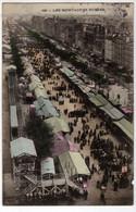 75-PARIS - LES MONTAGNES RUSSES- ANIMEE - Zonder Classificatie