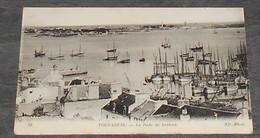 56 - Port Louis - La Rade De Lorient :::: Bateaux Voiliers   -------- Alb 3 - Port Louis