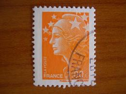 France  Obl  N° 4235 Cachet Rond Noir - 2008-13 Marianne Of Beaujard