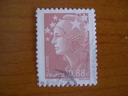 France  Obl  N° 4234 Cachet Rond Noir - 2008-13 Marianne Of Beaujard