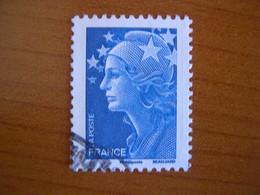 France  Obl  N° 4231 Cachet Rond Noir - 2008-13 Marianne Of Beaujard