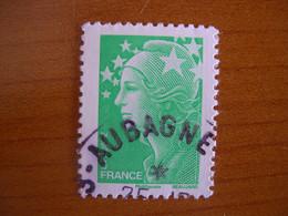 France  Obl  N° 4229 Cachet Rond Noir - 2008-13 Marianne Of Beaujard