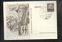 DR GA Besetzung Luxemburg SSt / Waffen-SS - Militaria