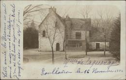 29 - SPEZET - Manoir De Toullaëron - CARTE PHOTO - Otros Municipios
