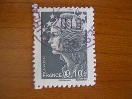 France  Obl  N° 4228 Cachet Rond Noir - 2008-13 Marianne Of Beaujard