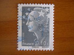 France  Obl  N° 4228 Cachet Rond Bleu - 2008-13 Marianne Of Beaujard