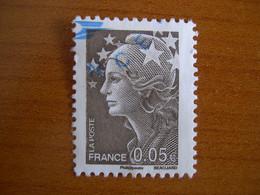 France  Obl  N° 4227 Cachet Rond Bleu - 2008-13 Marianne Of Beaujard